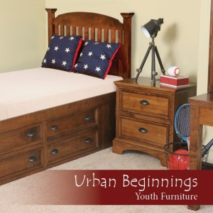 Urban collection andreas furniture Andreas furniture