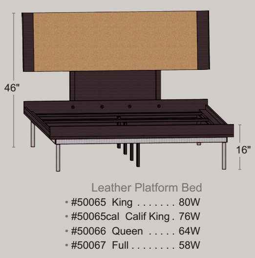 leather-platform-bed