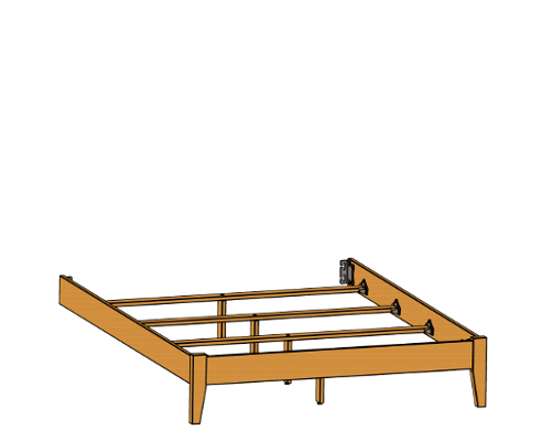 universal-bed-frame